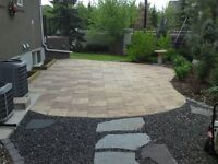 """Patio for Sale 16"""" SQ Architectural Slabs in Slate"""