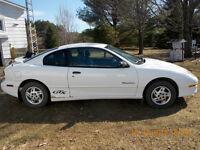 1998 Pontiac Sunfire Coupé (2 portes)