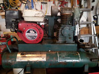 Wheel barrel Compressor  PASLODE