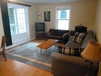 South end, one bedroom, top floor, av. Sept. 1st
