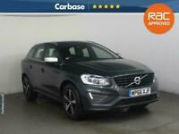 2016 Volvo XC60 D4 [190] R DESIGN Lux Nav 5dr AWD Geartronic - SUV 5 Seats SUV D