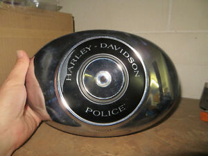 Harley Police special air breather cover