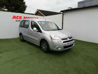2012 CITROEN BELINGO 1.6 HDi VTR MULTISPACE WHEELCHAIR RAMP ACCESS,ONLY 30,000