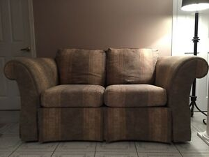 Couch / sofa, loveseat, chair and ottoman (4 piece set)