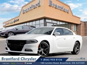 2017 Dodge Charger 4DR SDN  sunroof-navigatoin-rally pack- $193
