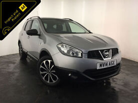 2014 NISSAN QASHQAI+2 360 DCI DIESEL 7 SEATER 1 OWNER FINANCE PX WELCOME