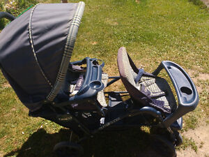 Graco Duo Glider double stroller - PPU