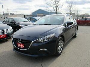 2014 MAZDA 3 GX-SKY ONLY 39,000 KM !!!! NO ACCIDENT !!!!