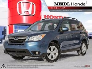 Subaru Forester 2.5i Touring AWD PST Paid 2015