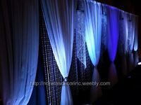 Wedding & Events decoration service, backdrops, reception decor