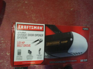Craftsman Garage Door Opener System