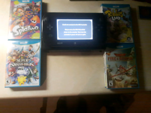 Selling A Nintendo Wii U With Games