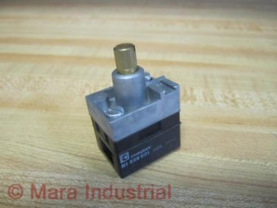 Crouzet 81-526-001 Adj. Flow Restrictor 81526001