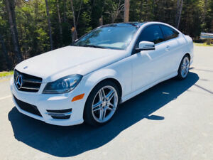 2014 C350 Sports Coupe Mint $28995 902-210-0835