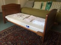 """Child's first bed - Mamas & Paps """"Riverside"""" cot bed"""