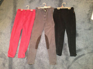 Pantalons d'équitation pour enfant