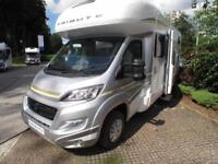 Auto-Trail Tribute T-726 Bunk Bed - Motorhome MANUAL 2017