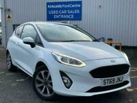 2019 Ford Fiesta 1.1 Ti-VCT Trend (s/s) 3dr Hatchback Petrol Manual