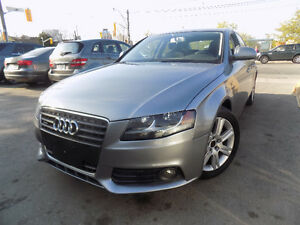 2009 Audi A4 Sedan QUATTRO/ NO ACCIDENT/ ONE OWNER