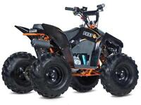 STOMP RACING KAYO 70CC CHILDRENS QUAD LT50 ATV ELECTRIC START