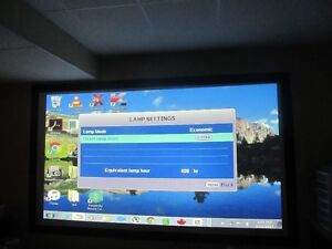 DLP PROJECTOR HOME THEATER BUSINESS PRESENTATIONS Peterborough Peterborough Area image 3