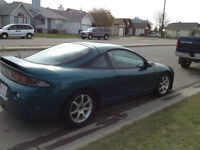 1999 Mitsubishi Eclipse RS Coupe (2 door)