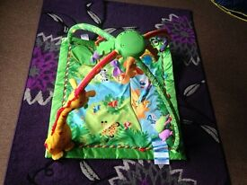Fisher-Price Rainforest Gym/Playmat