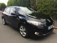 Renault Megane 1.5dCi ECO S/S Dynamique Tom Tom Low Miles FSH Free Road Tax