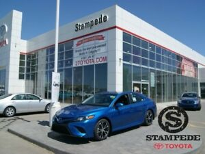 2018 Toyota Camry SE Upgrade Package
