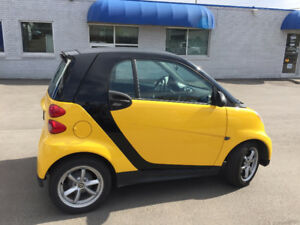 2015 Smart Fortwo PURE COUPE Coupe (2 door)