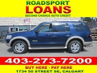 2006 FORD EXPLORER BAD CREDIT OK  ON AISH $500 DN APPLY NOW Calgary Alberta Preview