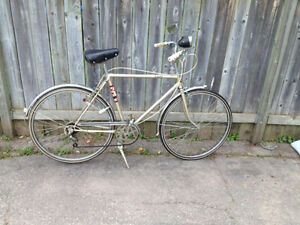 VINTAGE MEN'S ESCORT CRUISER BICYCLE $200.00