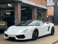 2011 Lamborghini Gallardo 5.2 V10 LP560-4 Spyder E-Gear 4WD 2dr Convertible Petr