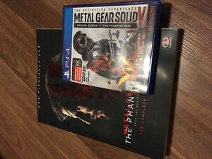 Metal Gear V Definitive Experience + Guide