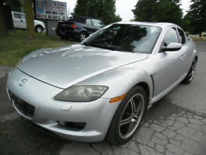 2007 Mazda RX-8**clean NO ACCIDENTS,certified+FREE 6M warranty**