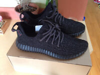 Adidas YEEZY Boost 350 Pirate Black DEADSTOCK 9.5 - 1200$