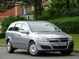 2005 Vauxhall Astra ESTATE 1.4 i 16v +ONLY 1 OWNER FROM NEW +WARRANTY