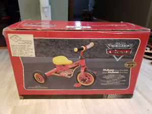 Cars 2 tricycle brand new in box