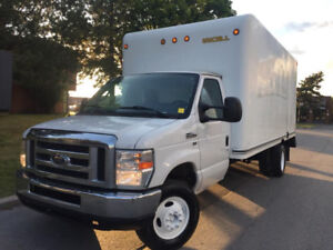 2012 Ford E 450 Super Duty 16 Fit Cube Certified 15900$OBO