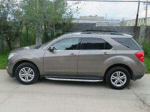 2010 Chevrolet Equinox LT SUV, LOW KMS.