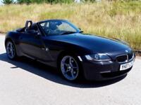 FACELIFT 2007 BMW Z4 2.0i SE ROADSTER | ONLY 69000 MILES | RECENTLY SERVICED