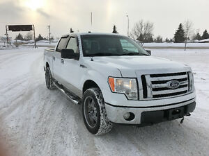 2010 Ford F-150 SuperCrew XLT