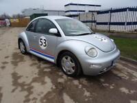 2002 Volkswagen Beetle 2.0 3dr