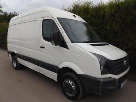 2011 Volkswagen Crafter CR50 MWB HIGH ROOF - TWIN WHEEL