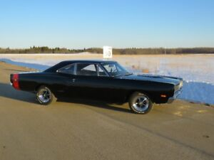1969 Superbee (Real Bee not a clone)