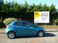 ***SERVICE ON DELIVERY*** 3 MONTHS AA WARRANTY*** GREAT DRIVING MAZDA 2***