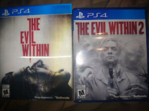 The Evil Within 2 (First game NOT included)