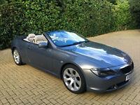2005/05 BMW 630 3.0 auto Ci