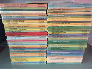 91 x livres Disney vintage, années 70-80, 750$/lot
