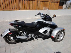 2008 Can-Am Spyder GS Roadster SM5 Limited Edition